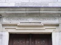 Portal der Wallfahrtskirche